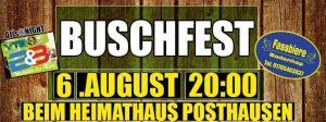 Buschfest 2016